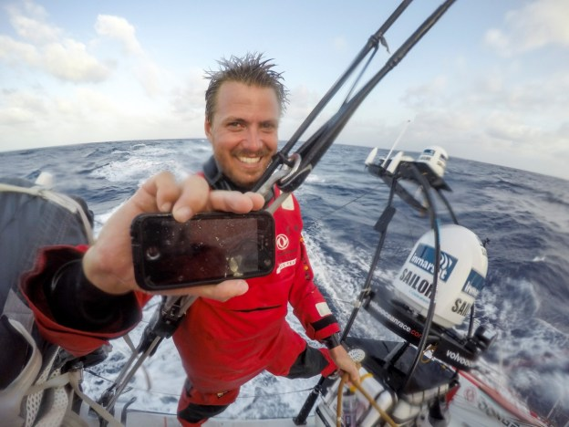 © Sam Greenfield / Dongfeng Race Team / Volvo Ocean Race