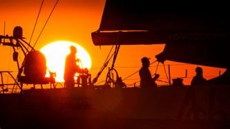 Abu Dhabi Ocean Racing, Brazil, Itajai, Volvo Ocean Race, VOR, 2014-15, Newport, arrivals