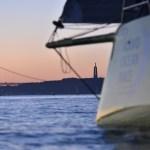 2014-15, VOR, Volvo Ocean Race, Lisbon, Stopover, arrival, Leg7, sunrise, city view