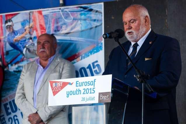 © Christian Chardon / Eurosaf Youth