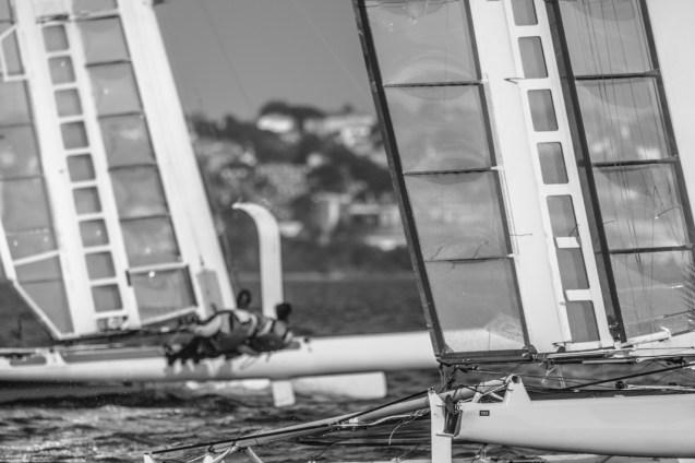 C Class, Class C, Sailing, Little Cup, Benoit Morelle, Benoit Marie, Cogito, Catamaran, Multihull, Axon Racing, Sailor, Régate, USA104, Regatta, Sport, OUtdoor, Defi, Little America's Cup, Haut Niveau, Athlète, Voile