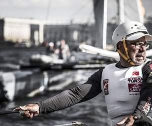 Multihull, St Petersburg, Russia, Act6, Stadium sailing, The Extreme Sailing Series