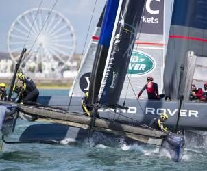 America's Cup, Artemis Racing, Multihull, SWE, foiling, sailing