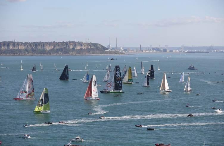 octobre, depart, normandie, seine maritime, transatlantique, voile, classe, mer, manche
