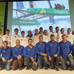 AMERICA'S CUP, GROUPAMA, TEAM FRANCE, GROUPAMA TEAM FRANCE, SALON NAUTIQUE