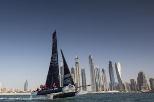 ESS, Multihull, GC32, Foiling, Catamaran, Dubai