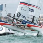 2016, 35th America's Cup Bermuda 2017, AC35, AC45f, Europe, Inshore Races, LVACWS 2016, Louis Vuitton America's Cup World Series Portsmouth, Multihulls, One Design, Portsmouth, RD2, RP, Racing Day 2, Regatta, Ricardo Pinto, Sailing, United Kingdom, GROUPAMA TEAM FRANCE, BEST