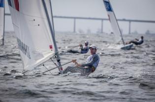 Classes, FRA Jean Baptiste Bernaz FRAJB13, Laser, Olympic Sailing, Rio 2016 Olympic Games, Rio 2016 Olympics, World Sailing