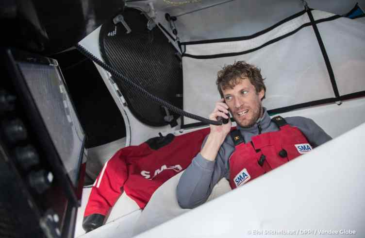 2016, IMOCA, solitaire, solo handed, vendee globe 2016-2017, onboard