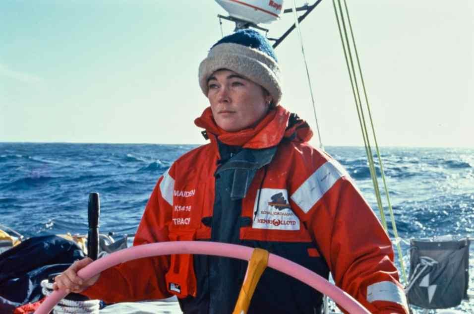 Historic, Legends, Maiden, Skipper, Tracy Edwards