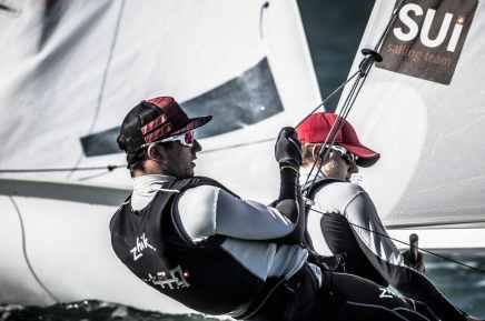 2017, 470 Men, Classes, Jesus Renedo, Olympic Sailing, SUI 46 Kilian Wagen SUIWK2 Gregoire Siegwart SUIGS3, Sailing Energy, World Sailing, World Sailing's 2017 World Cup Series Miami