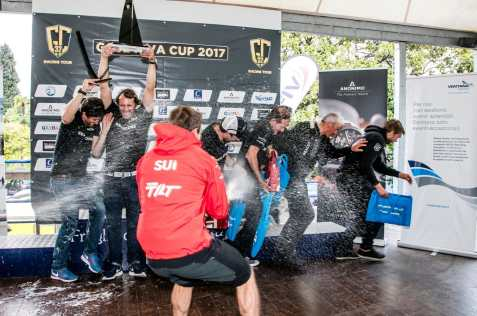 GC 32, GC 32 RACING TOUR 2017, GC 32 Racing Tour, Garda, Jérôme Clerc Lucien Cujean Bryan Mettraux Loic Forestier Janik Roempp, REAL TEAM, RIVA CUP, Rive del Garda