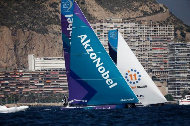 Spain,Alicante,2017-18,AkzoNobel,port, host city,MAPFRE In-Port Race Alicante
