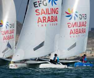 Water Sport, Sailing, Diam24, Multihull, Oman, 2018 EFG Sailing Arabia The Tour, Masirah