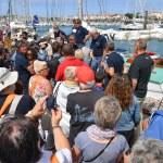 solo circumavigator, yachtsman, Sunday Times Golden Globe Race, 2018 Golden Globe Race, GGR, yacht restoration, yacht preparation