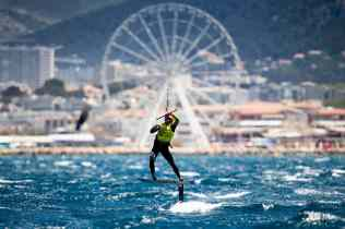 Marseille, France is hosting the Final of the 2019 Hempel World Cup Series from 2-9 June 2019. Held at the venue of the Paris 2024 Olympic Sailing Competition, more than 300 sailors from 40 nations are racing across ten Olympic Events as well as an Open Kiteboarding fleet. ©JESUS RENEDO/SAILING ENERGY/WORLD SAILING 07 June, 2019.