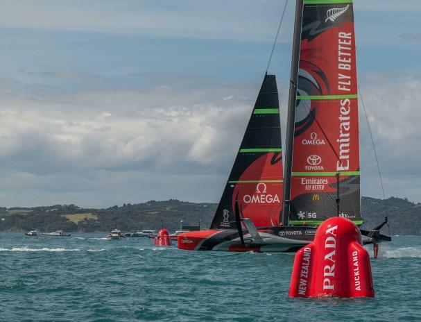 @ Emirates Team New Zealand