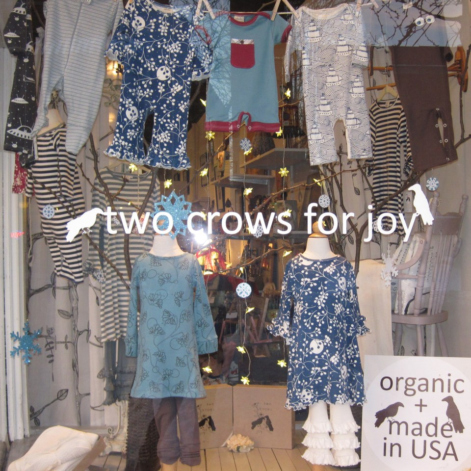 Where to buy organic us made children's clothes