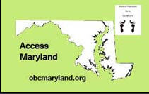 Maryland Adoptee OBC access bills