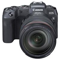Canon EOS RP Mirrorless Camera with RF 24-105mm f/4 L IS Lens