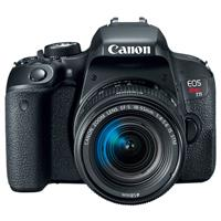 Canon EOS Rebel T7i DSLR with EF-S 18-55mm f/4-5.6 IS STM Lens