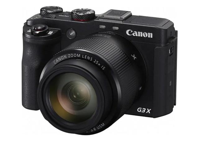 Canon PowerShot G 3X