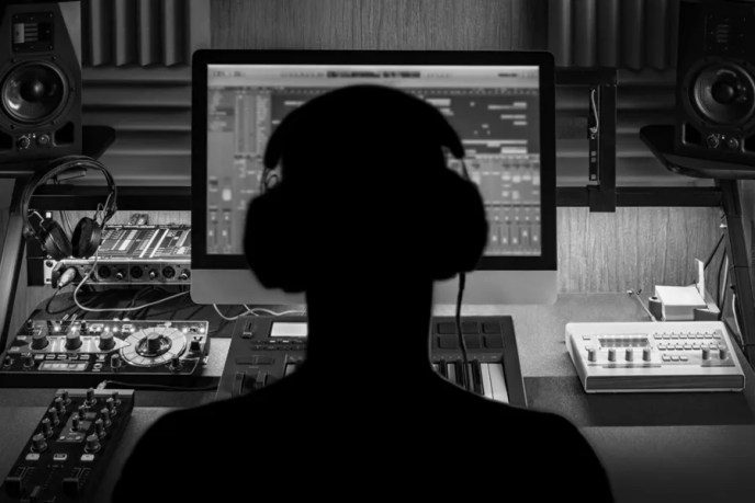 becoming a music producer