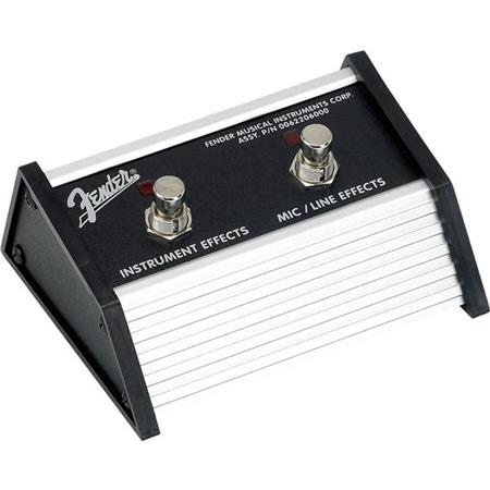 Fender 2 Button Footswitch For Acoustasonic 30 Dsp And