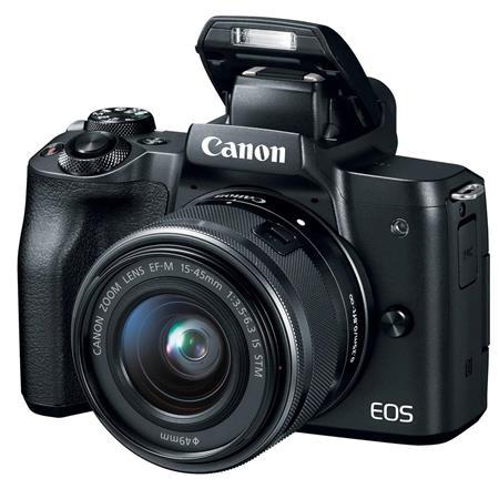 Canon EOS M50: Picture 1 regular