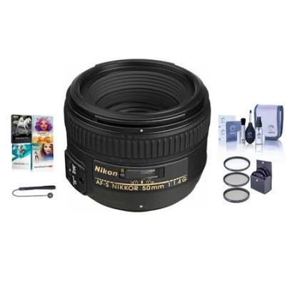 Nikon 50mm f/1.4G-S: Picture 1 regular