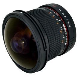 Rokinon 8mm f/3.5 HD: Picture 1 regular