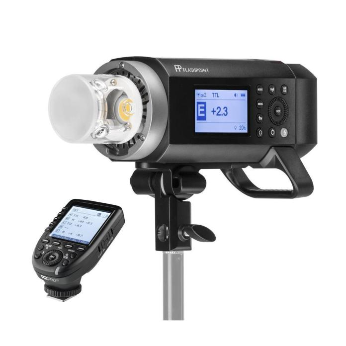 Flashpoint XPLOR 400Pro TTL via Adorama