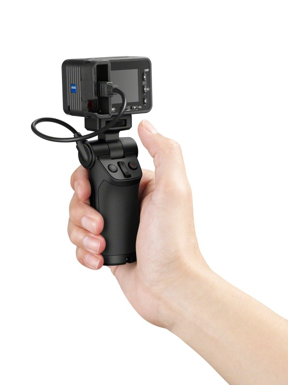 Compact, lightweight shooting grip and tripod