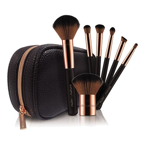 Nude By Nature Synthetic Brushes