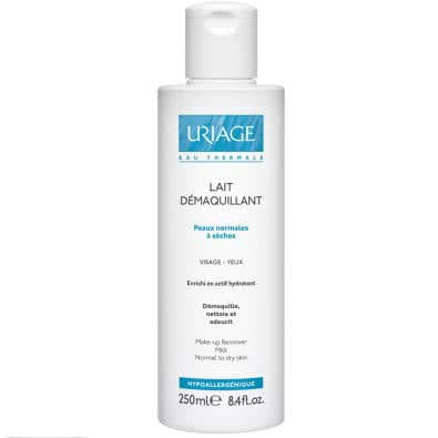 Uriage Lait Demaquillant Make Up Remover Milk Reviews