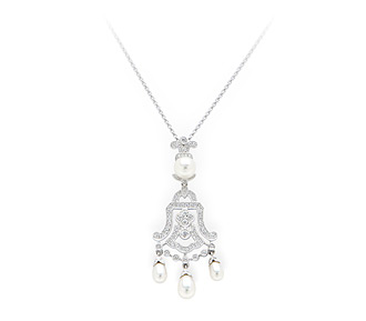 Jewelry Diamonds 52 Tw Gold 18k White Length