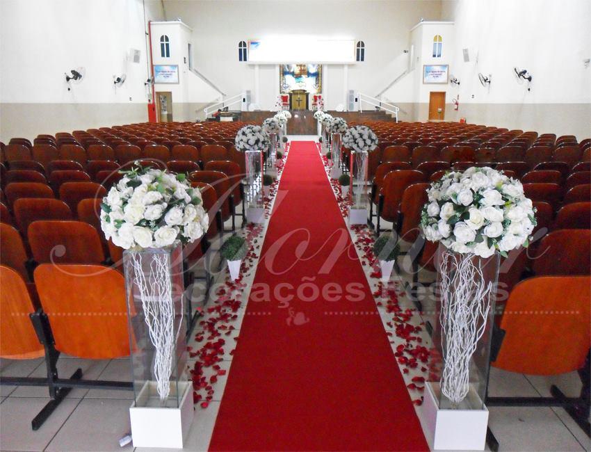 Decoração Casamento Branco