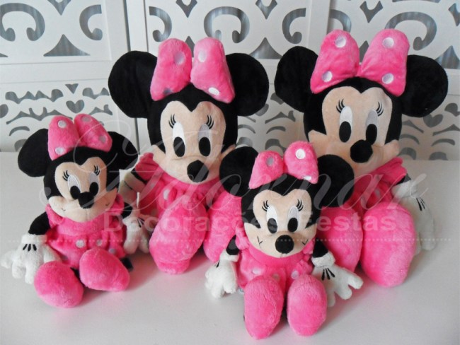 Kit Personagens Minnie Rs