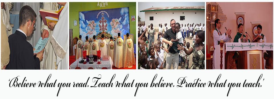 Our Apostolate