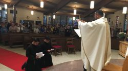 Eternally Yours, O God! – Solemn Profession of Vows
