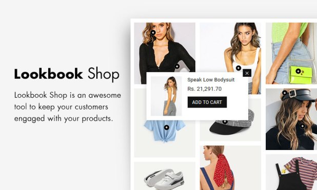 Lookbook Shop