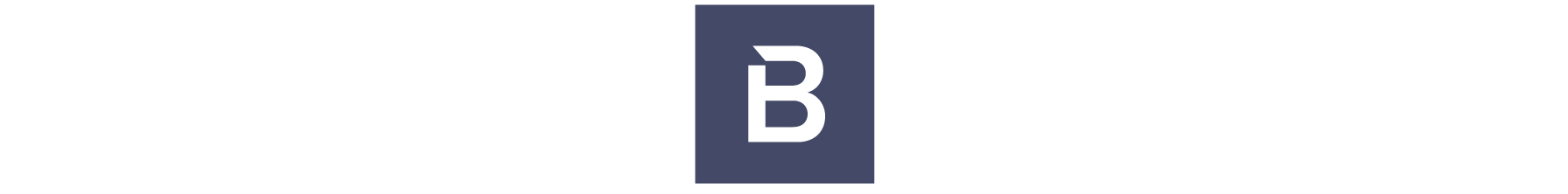 Adaptable mark for Charles Bentley to be used on products and favicons.