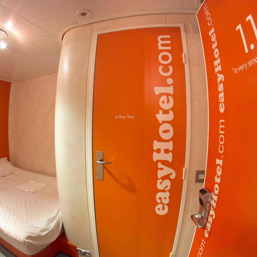 Branding to span sectors, the Easy Jet approach.