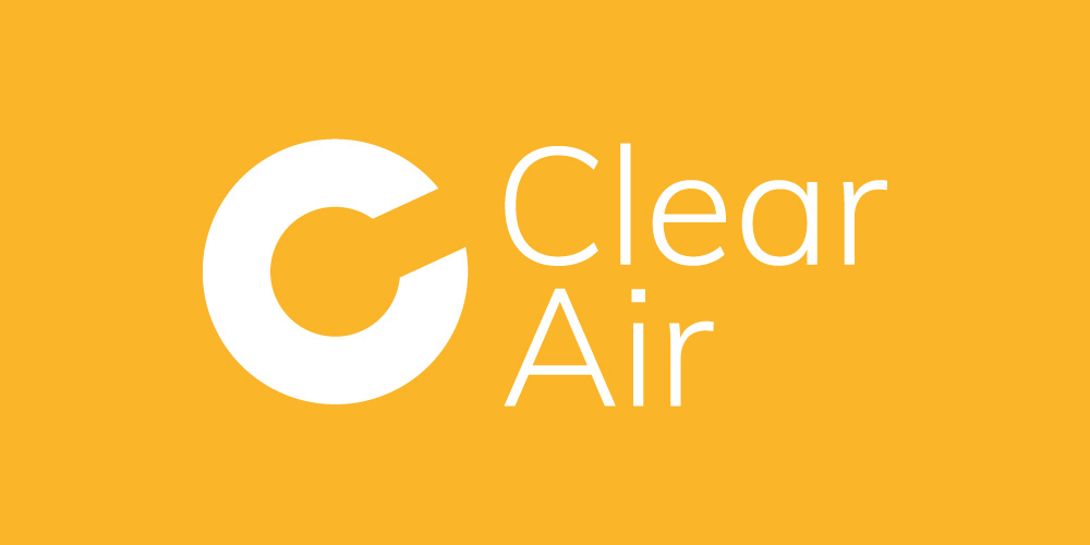 Logo for Clear Air for CMP resolutions