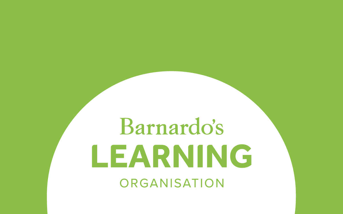 Barnardos Learning Organisation logo.