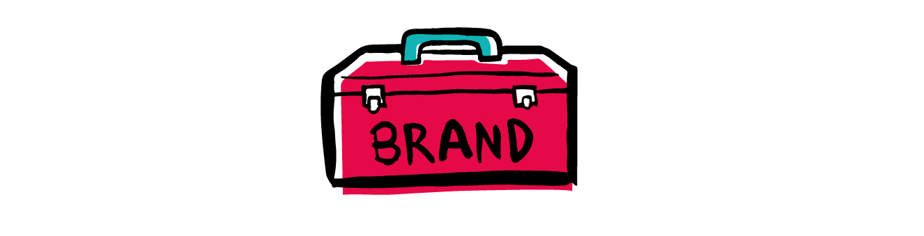 Build a brand using our toolkit