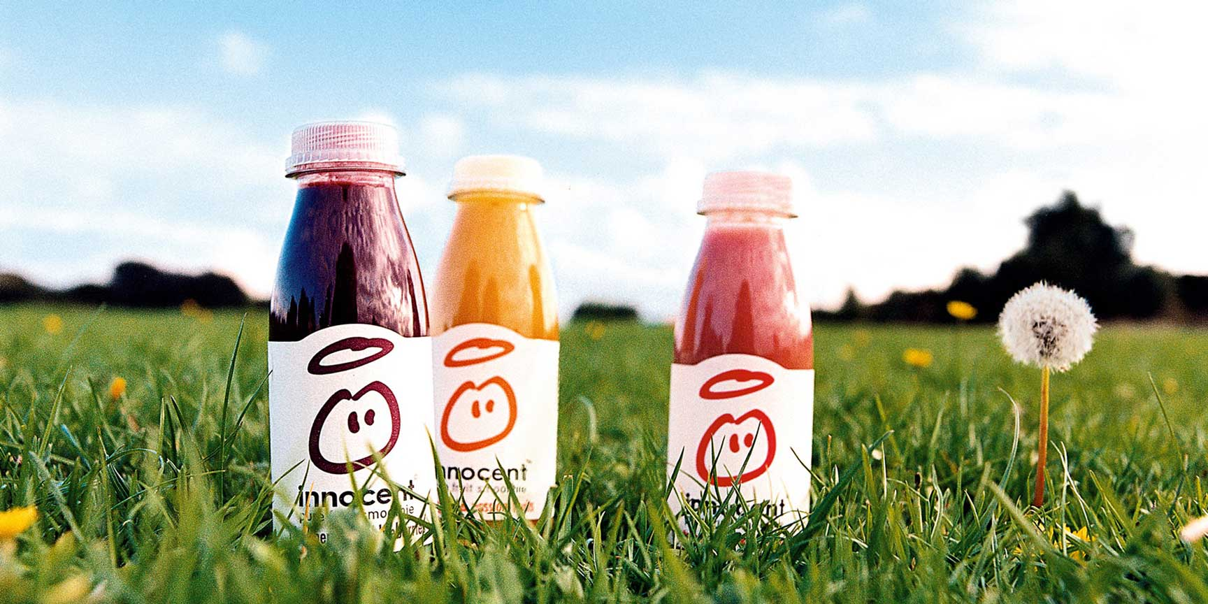 innocent drinks creating a brand