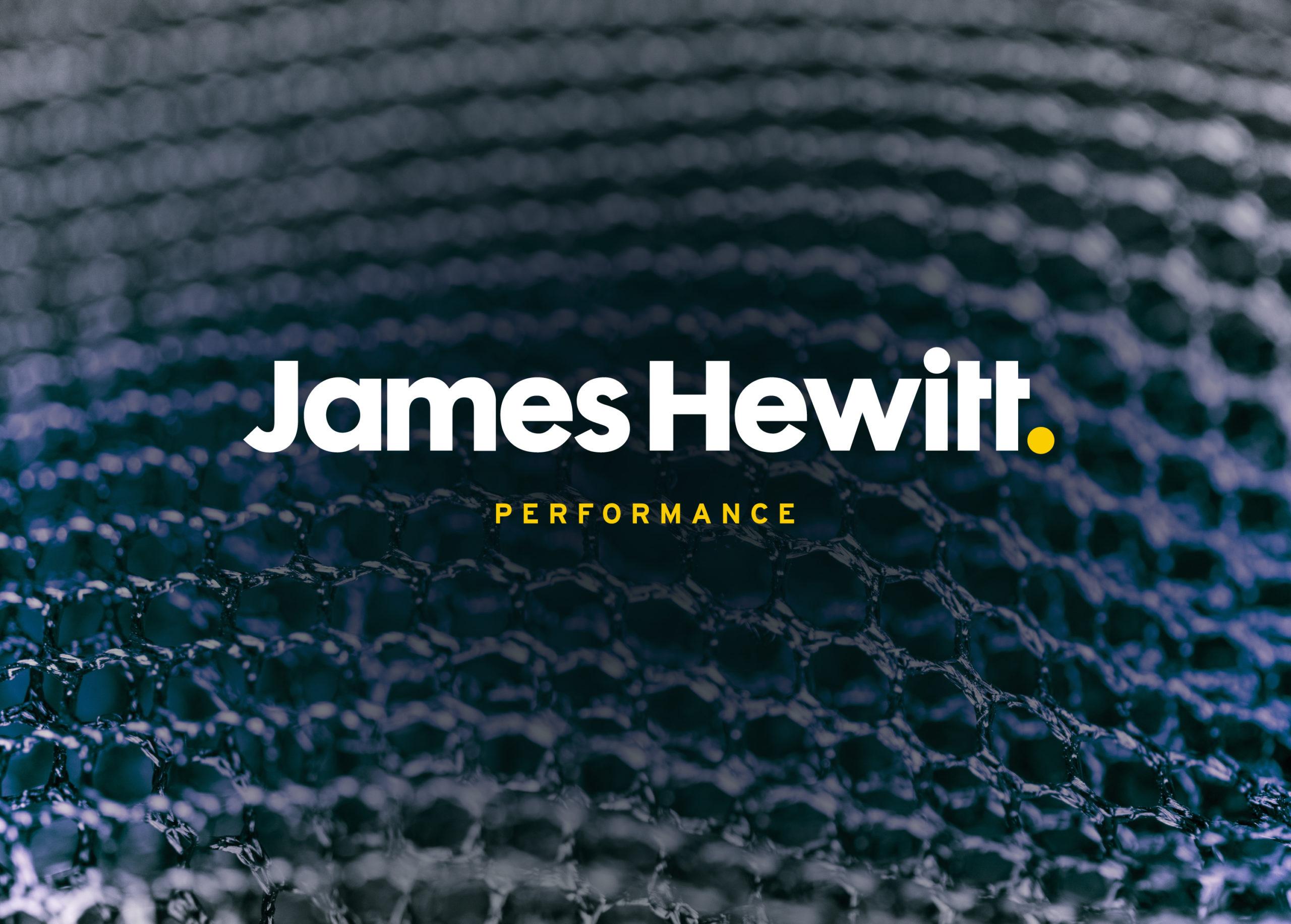 James Hewitt Performance branding