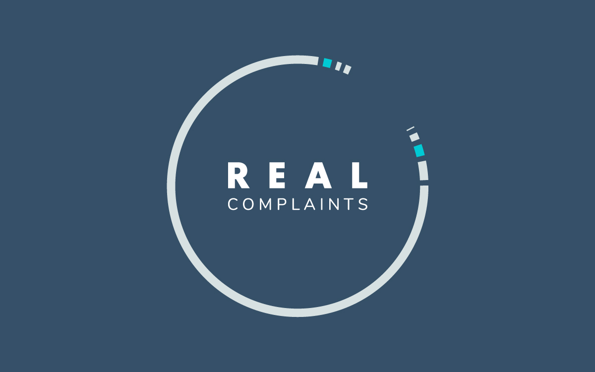 Real Complaints logo
