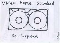 Video Home Standard Re-Purpsed Logo